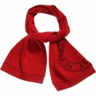 BURBERRY Cotton and Angora Scarf-80218