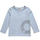 BURBERRY Cotton Stamp Logo Top-80174