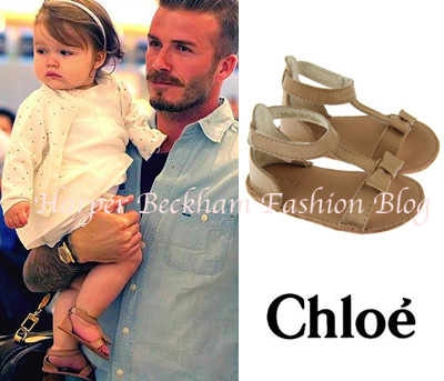 harper-seven-beckham-tan-bow-leather-sandals-chloe
