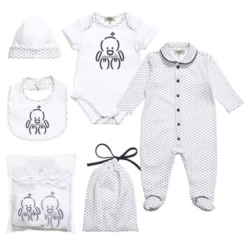 Armani_Junior_Collectie_W2013 baby grow _Tshirts_gifts_アルマーニジュニア 出産祝い_ベビー_ギフト